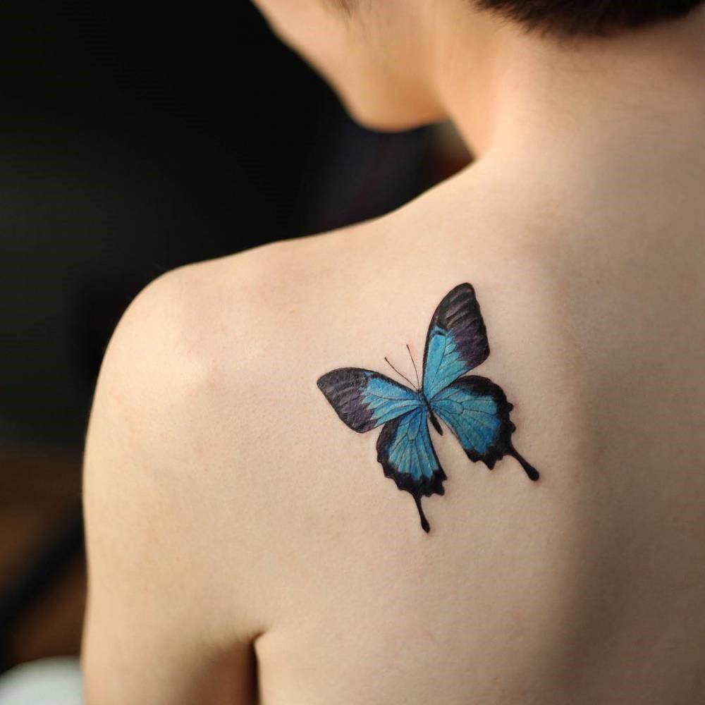 Временные татуировки: как лучше сделать?