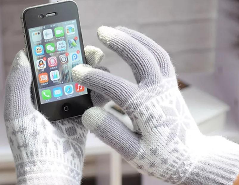 Как сделать перчатки для смартфона своими руками