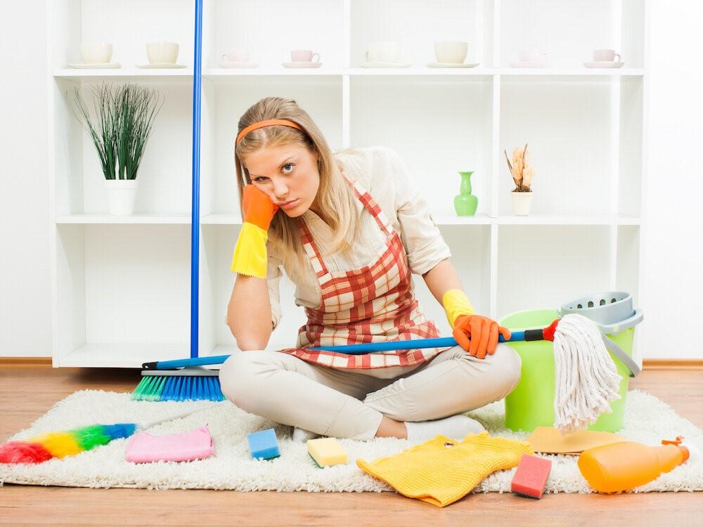 Основные циклы уборки: как вписать ее в ритм жизни
