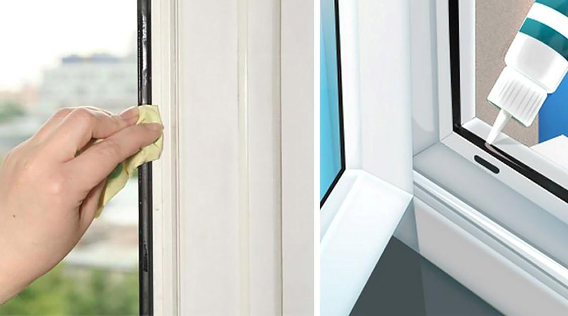Пластиковые окна - тонкости ухода за ними