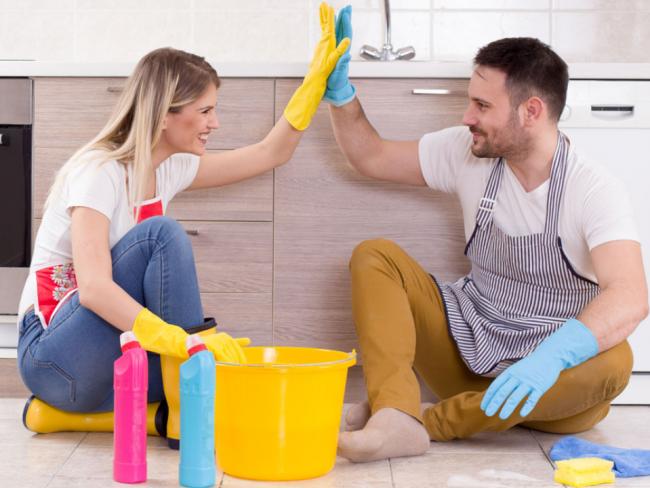 Осознанная жизнь, или как смириться с бесконечным циклом домашних дел