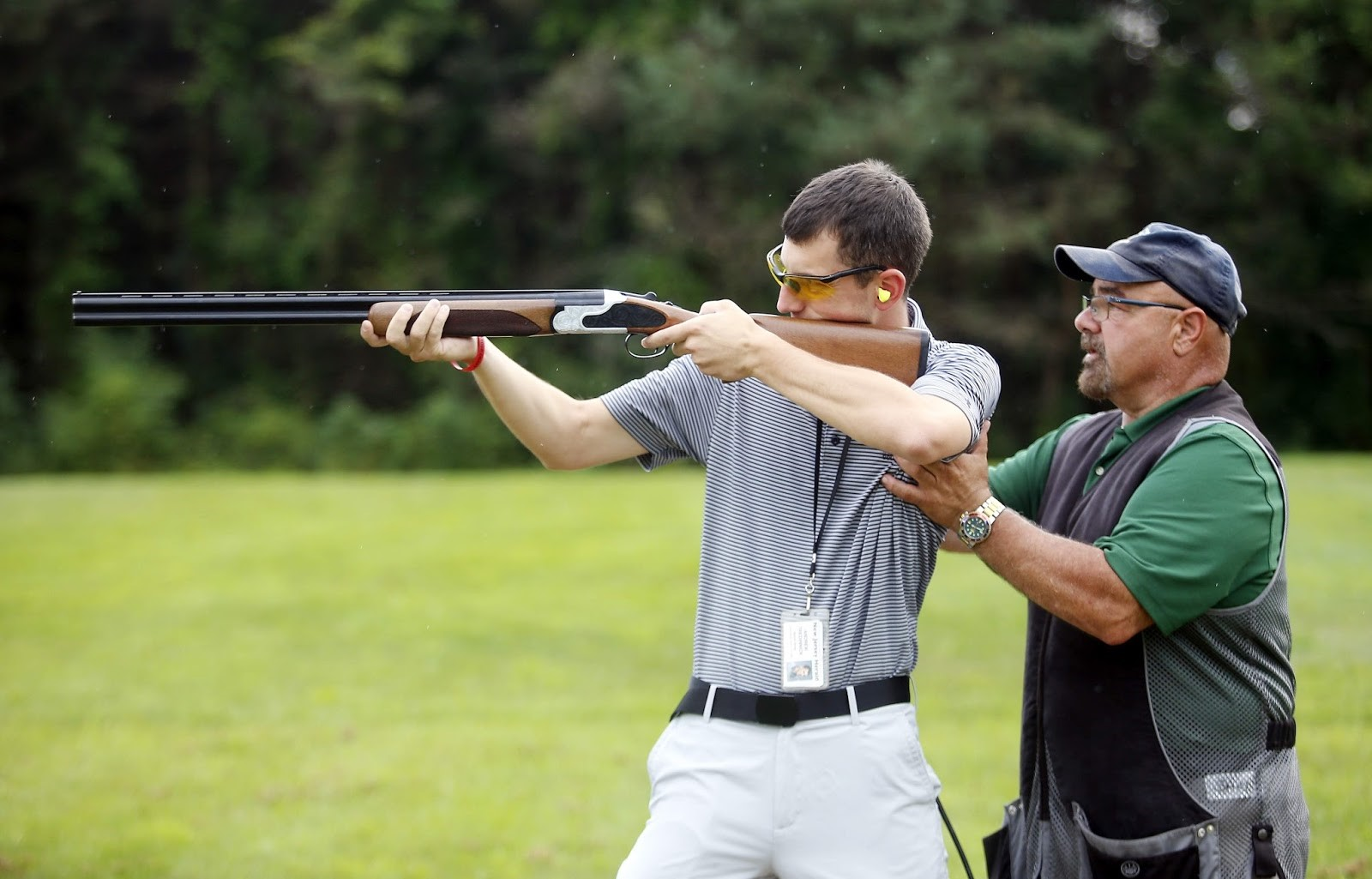 Такая разная спортивная стрельба: чем и куда принято стрелять