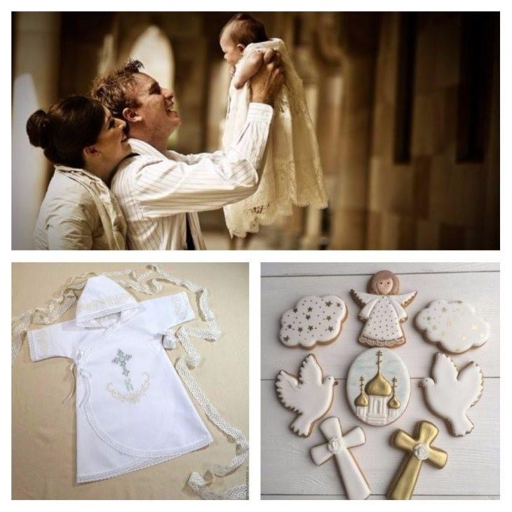 Что можно подарить ребенку на крестины