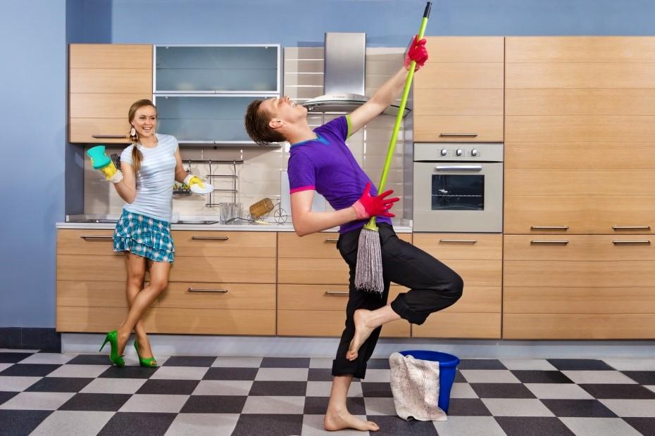 Почему уборка по дому снимает нервное напряжение
