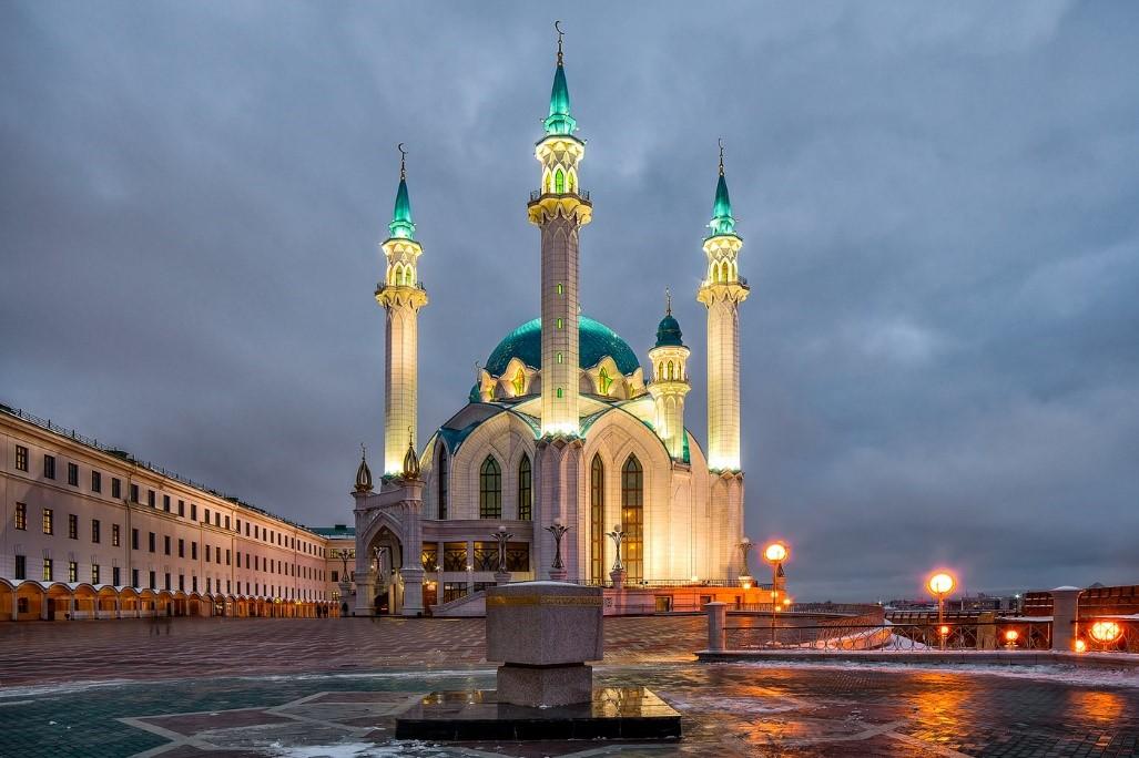 Топ-5 красивых городов России