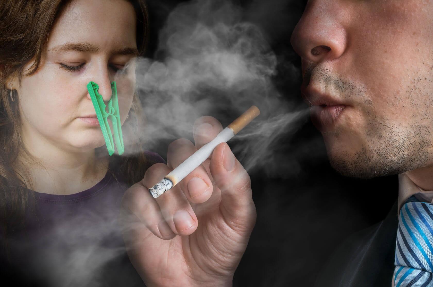 Как победить в борьбе с курящими соседями