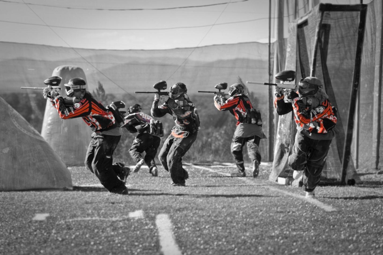 Спортивные пейнтбол: гайд для новичка
