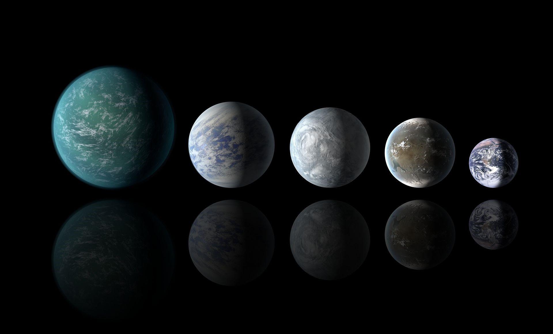 Что бы было, если бы наша Земля была больше по размерам