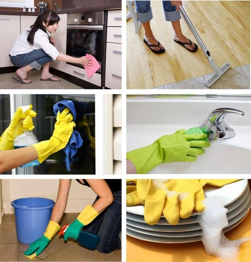 Круговая уборка: советы по квартирной чистоте