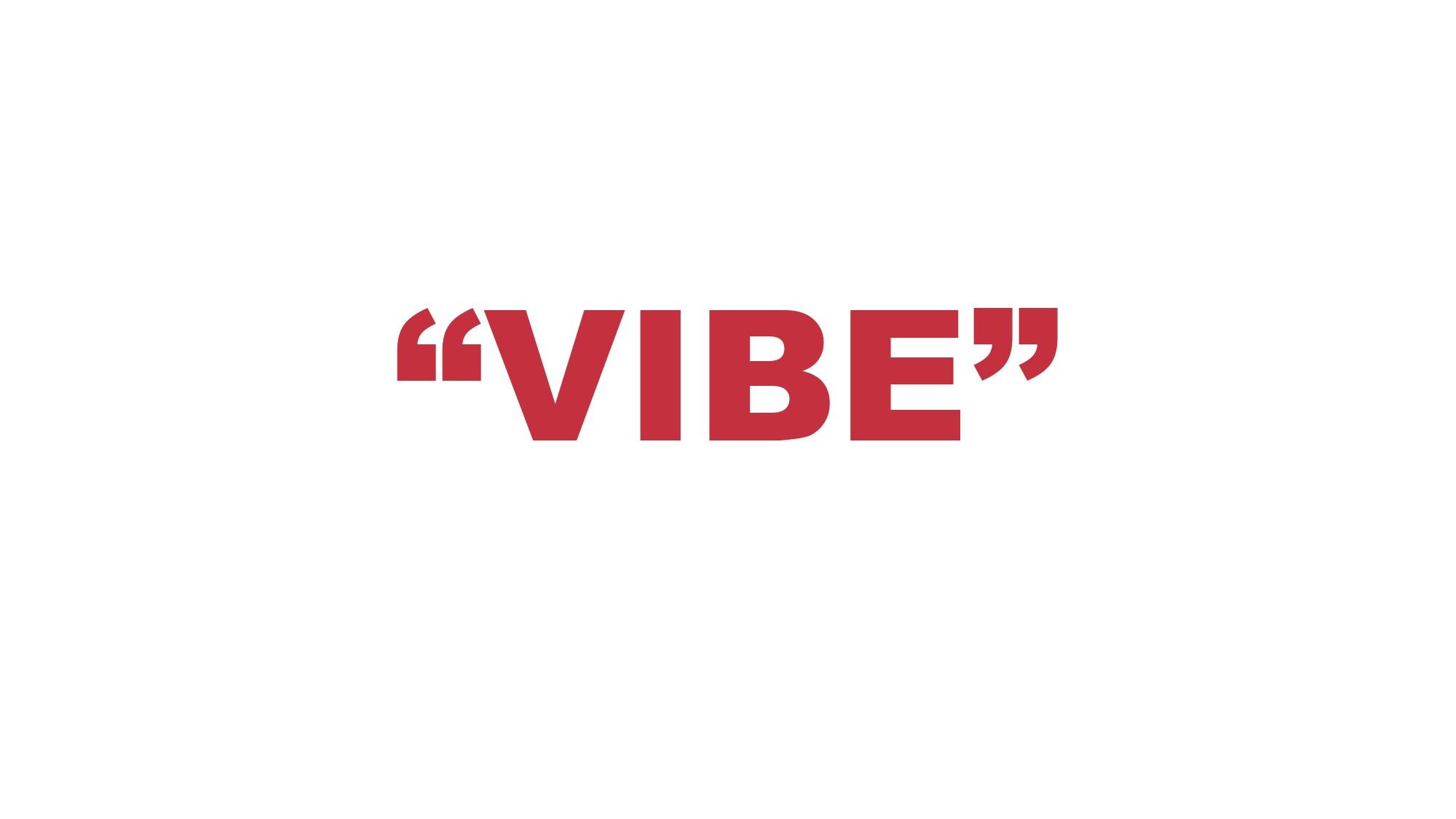 Молодежное слово «вайб»: что означает