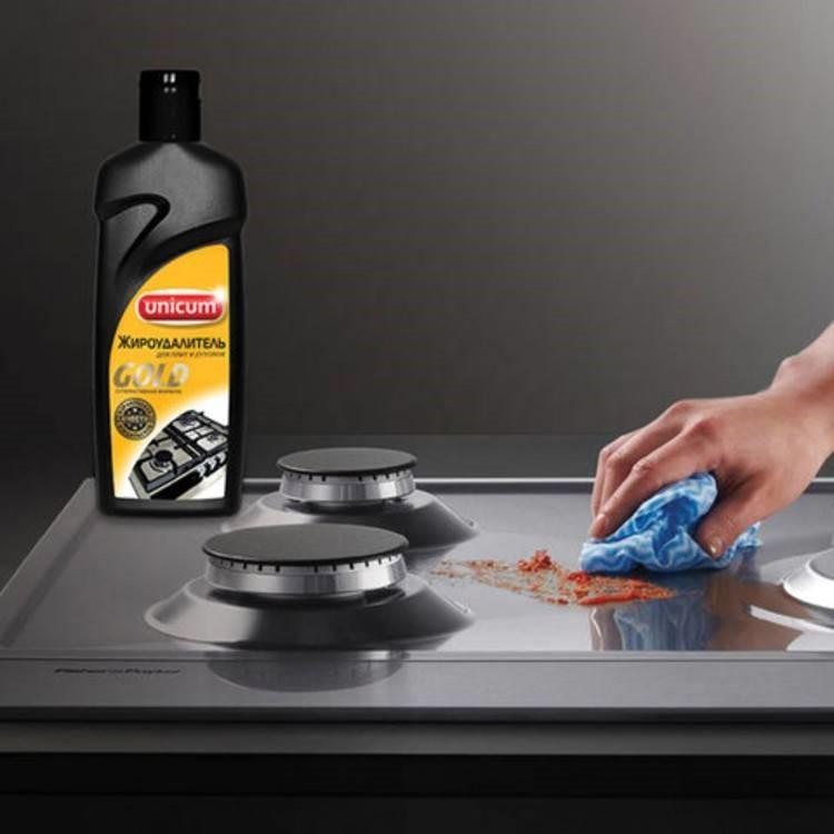 Как очистить стеклокерамическую поверхность