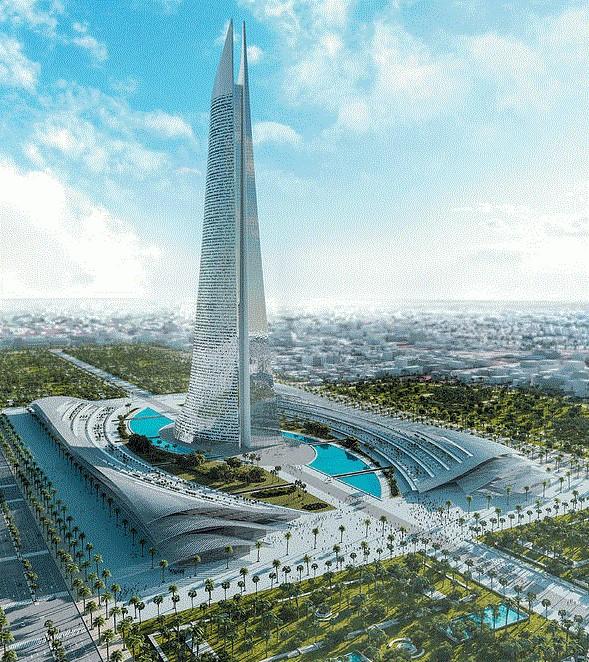 Невероятные небоскребы мира: как выглядят и где находятся