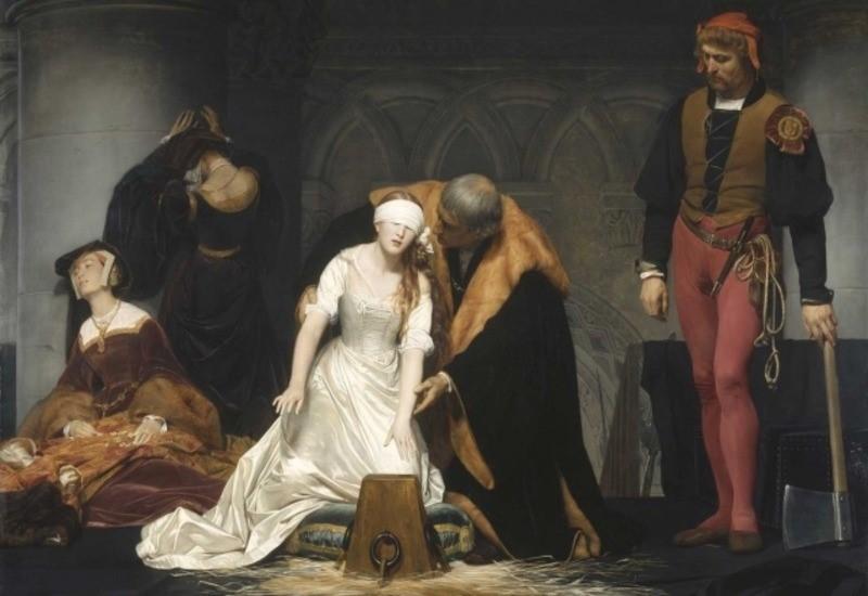 Знаменитые королевы, которые были казнены