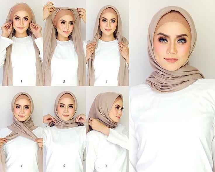 Что символизирует хиджаб и как правильно его повязать