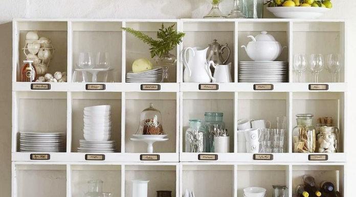 Чистота и порядок на кухне: как быстро убрать хлам