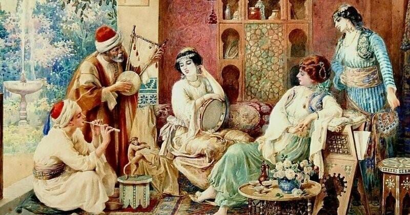Гарем: реально ли было из рабыни попасть в жены султана